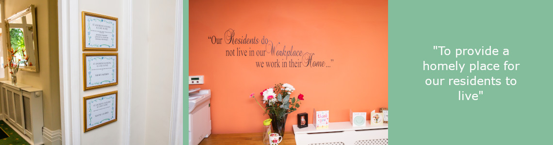 Homely care home